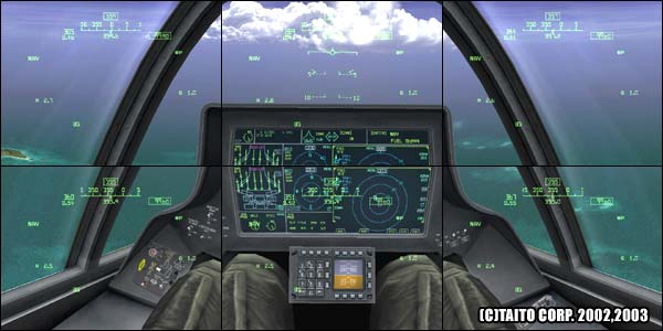 F16 F35 F18 and other fighter jet simulator cockpits